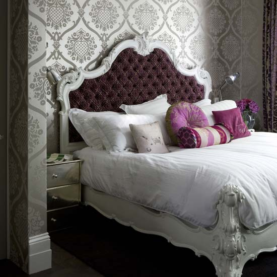 bedroom-wallpaper-designs Tips On Choosing Wallpaper For Your Bedroom