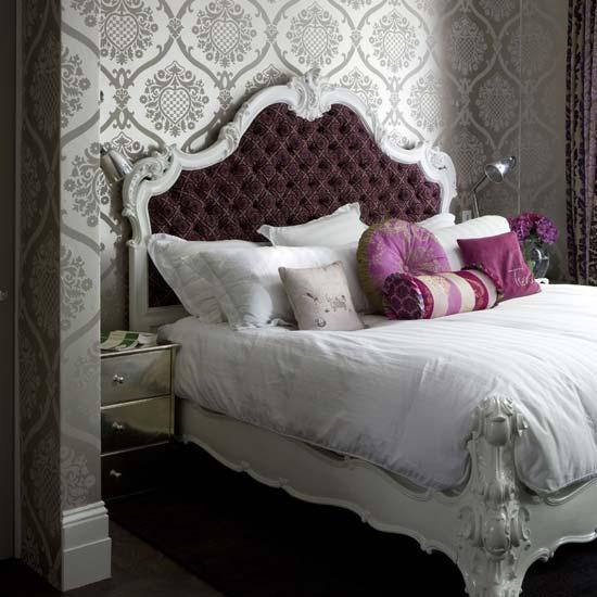 bedroom-wallpaper-designs Tips On Choosing Wallpaper For Your Bedroom