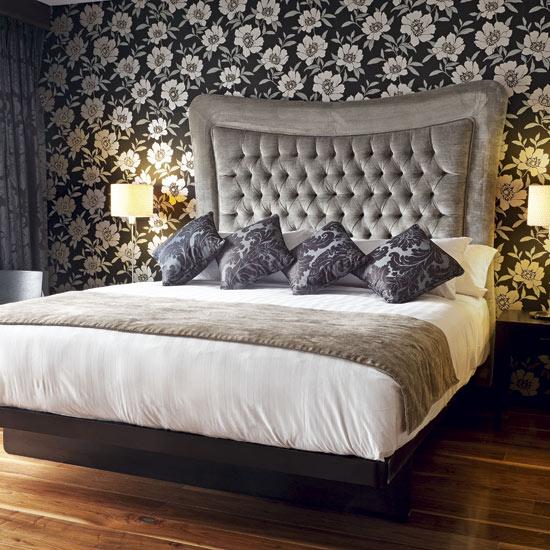 bedroom-wallpaper-ideas Tips On Choosing Wallpaper For Your Bedroom