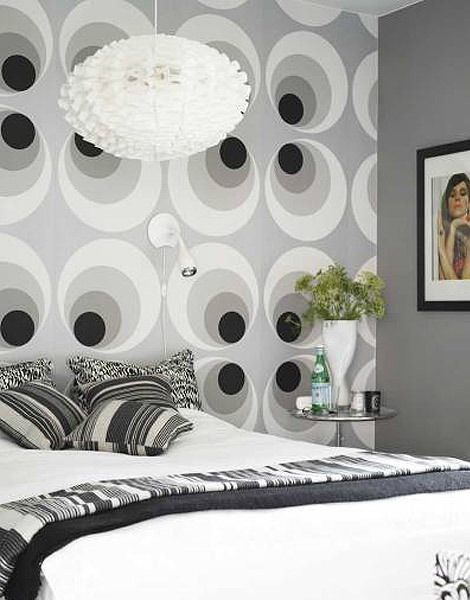 bedroom-wallpapers-decor Tips On Choosing Wallpaper For Your Bedroom