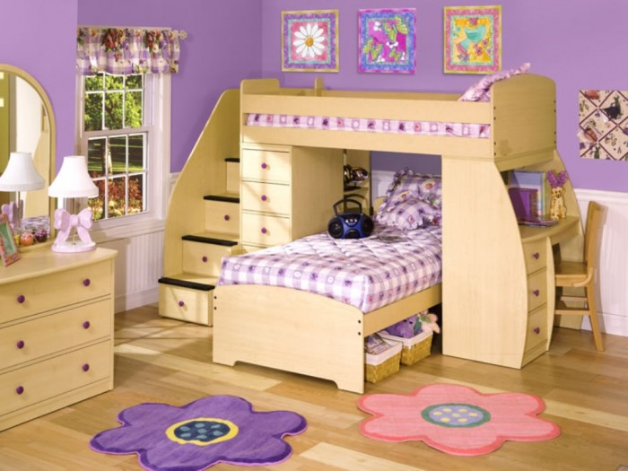 berg-space-twin-800 Make Your Children's Bedroom Larger Using Bunk Beds