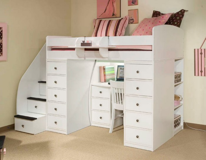 bk28299-pic Make Your Children's Bedroom Larger Using Bunk Beds
