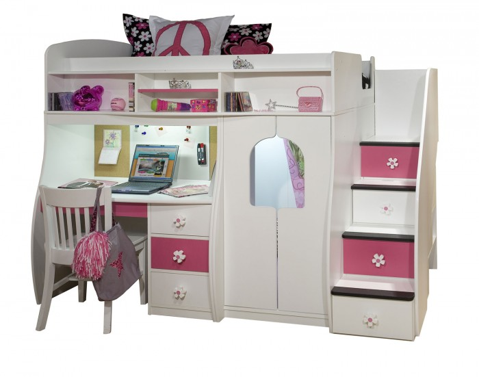 bk34088-pic Make Your Children's Bedroom Larger Using Bunk Beds
