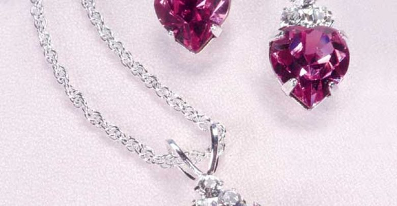 Photo of An Elegant Collection Of Wedding Jewelry Sets