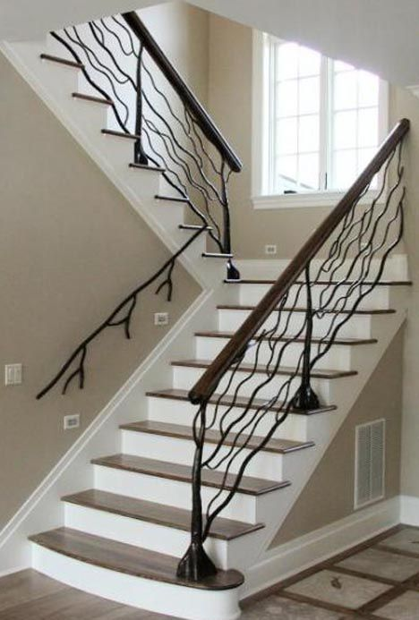ca159278ca5bb048eca18d209e91a5fc Decorate Your Staircase Using These Amazing Railings