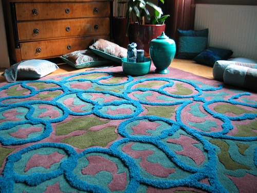 carpet-for-living-room-2 8 Tips On Choosing A Carpet For Your Living Room