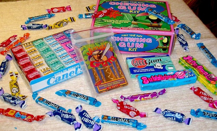 chewing-gum 5 Amazing Health Benefits Of Chewing Gum