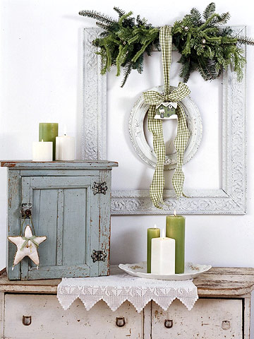 christmas-decoration Tips With Ideas Of Decorations For Christmas Celebrations