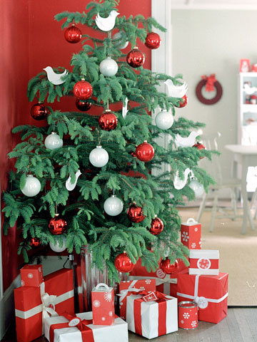 christmas-tree-decorating-ideas Tips With Ideas Of Decorations For Christmas Celebrations