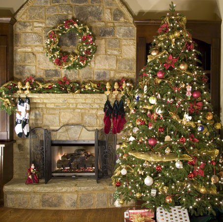 christmas-tree-decorations4 Tips With Ideas Of Decorations For Christmas Celebrations