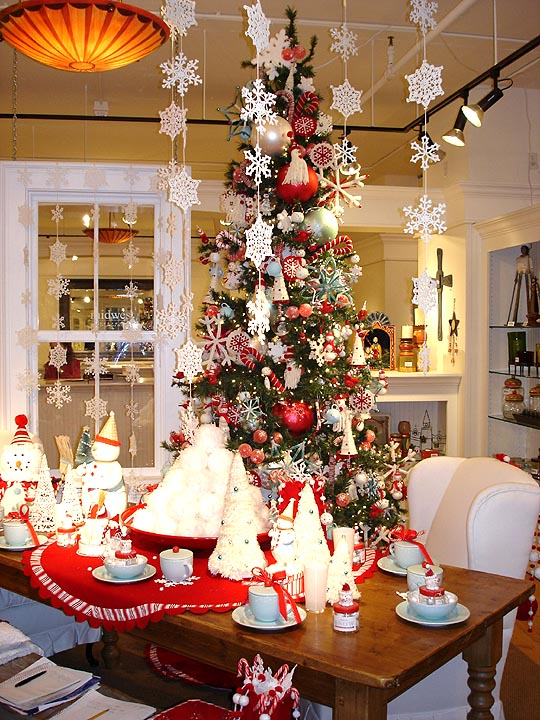 christmas_home_decor Tips With Ideas Of Decorations For Christmas Celebrations