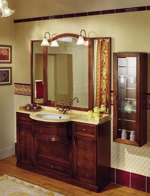 classic-country-themed-bathroom 16 Stunning Designs Of Vintage Bathroom Style