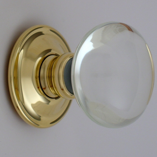 Classic glass door knob pouted online magazine latest Glass door knobs for interior doors
