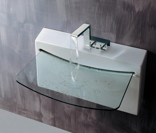 contemporary-bathroom-sinks1 17 Modern Designs Of Bathroom Sinks
