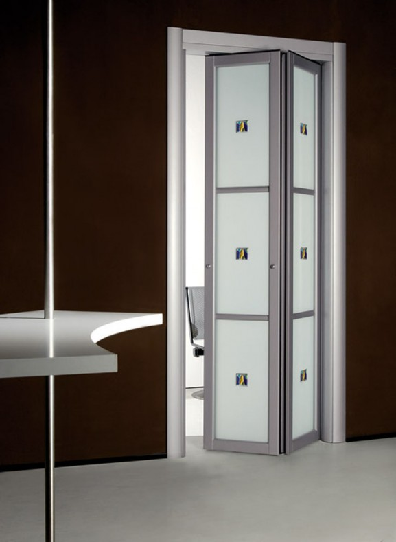 contemporary-slim-folding-doors6-577x789 Remodel Your Rooms Using These 73 Awesome Interior Doors