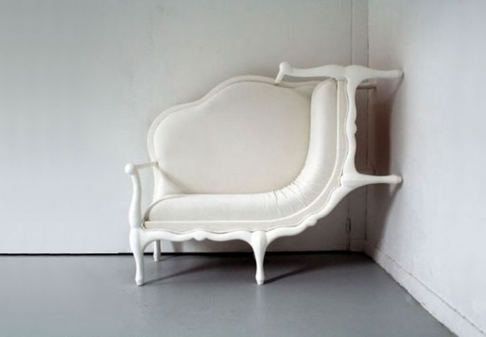creative-sofa-wall 50 Creative and Weird Sofas for Your Home