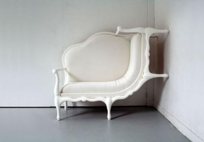 creative-sofa-wall 50 Creative and Weird Sofas for Your Home