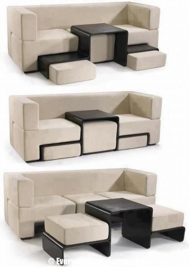 creative-sofa 50 Creative and Weird Sofas for Your Home
