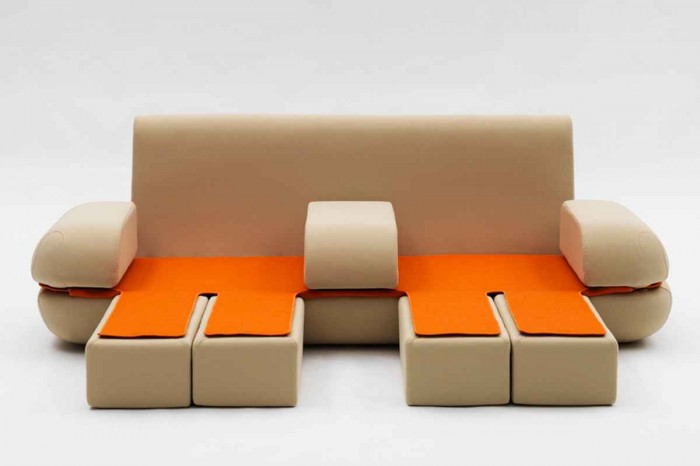 creative-sofas-by-Matali-Crasset 50 Creative and Weird Sofas for Your Home