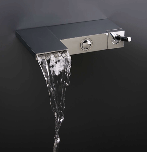 cristinamodulfaucet2-1 32 Creative Sink Faucets In Contemporary And Modern Designs