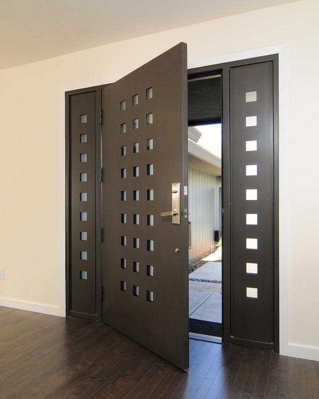 custom-entry-door-45672-1900 It Is Not Just a Front Door, It Is a Gate