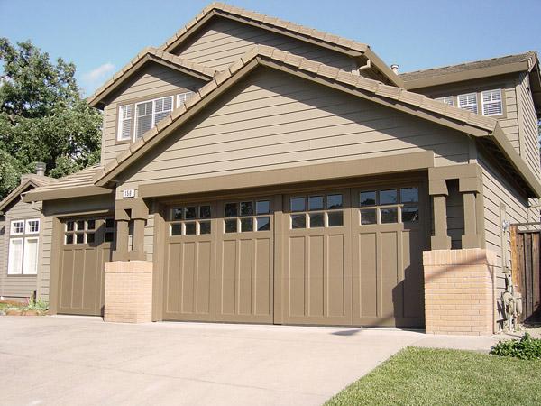 custom-garage-door-1 Modern Ideas And Designs For Garage Doors