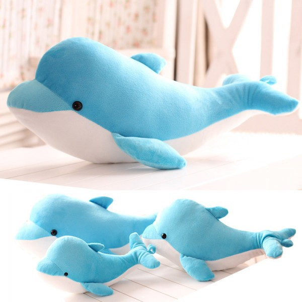 cute-lint-dolphin-pillow 21 Unique And Cute Pillows Designs