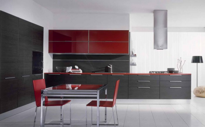 dali-modern-kitchen 45 Elegant Cabinets For Remodeling Your Kitchen