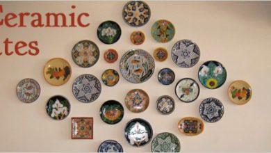 Photo of 20 Wonderful Designs Of Ceramic Plates