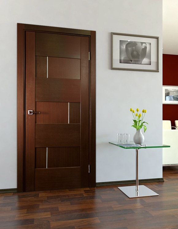 dominika_hallway Remodel Your Rooms Using These 73 Awesome Interior Doors