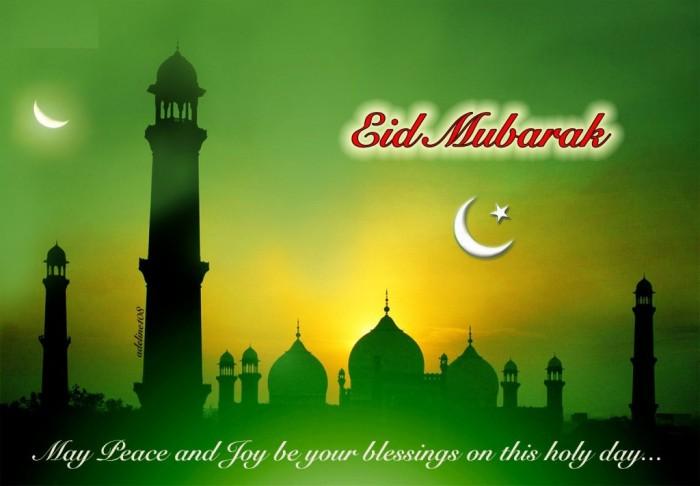 eid-mubrak-wallpapers 60 Best Greeting Cards for Eid al-Fitr