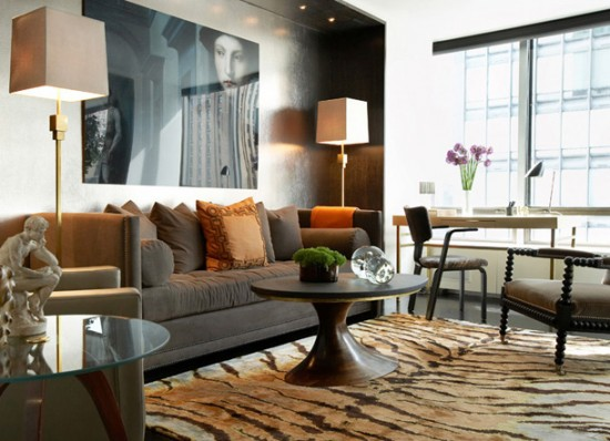 exotic-home-design-by-David-Scott-1-550x398 African Style In The Interior Design