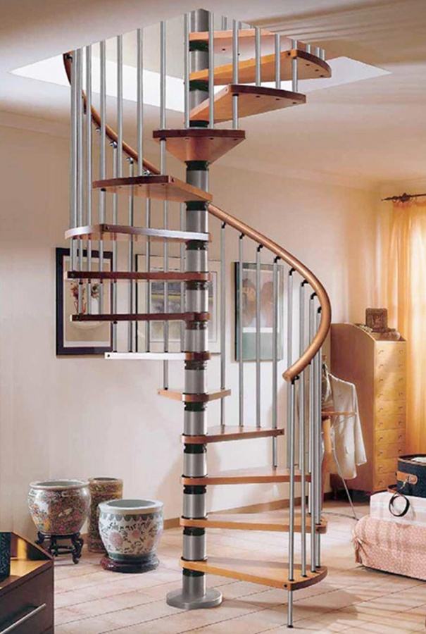 extended-modern-stairs-constructions Turn Your Old Staircase into a Decorative Piece
