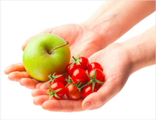 five-a-day-handful 6 Steps To Stay Naturally Beautiful