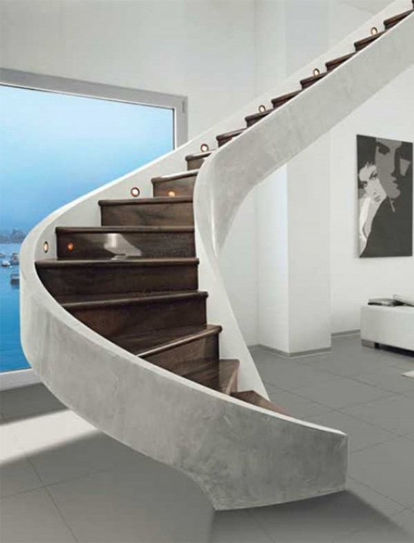 floating-cantilevered-stairs-modern-minimalist-floating-staircase-design-ideas-600x786 Turn Your Old Staircase into a Decorative Piece
