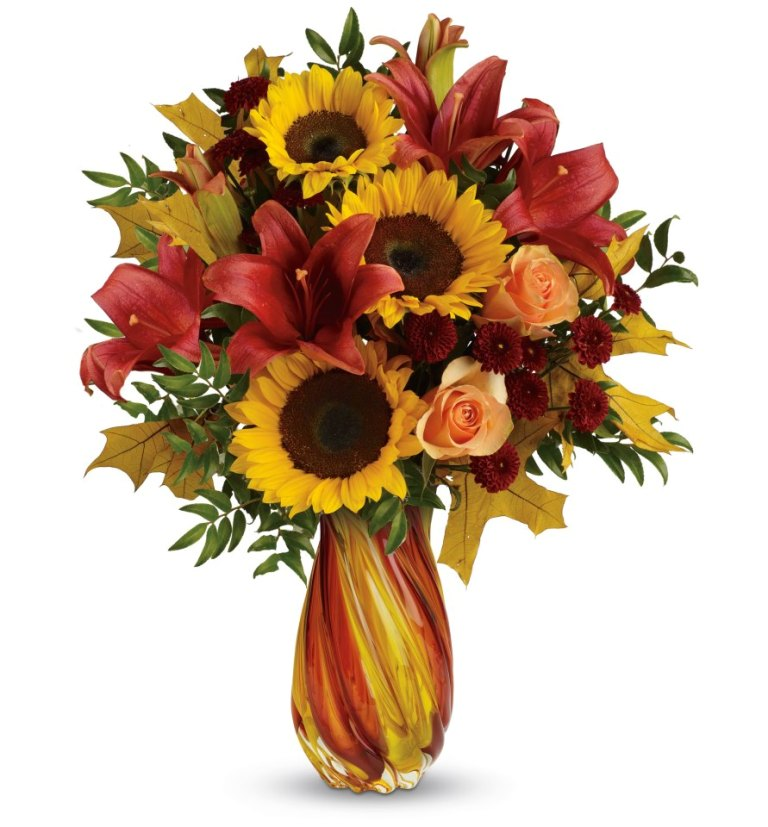 flowers 10 Autumn Gift Ideas for Inspiring You