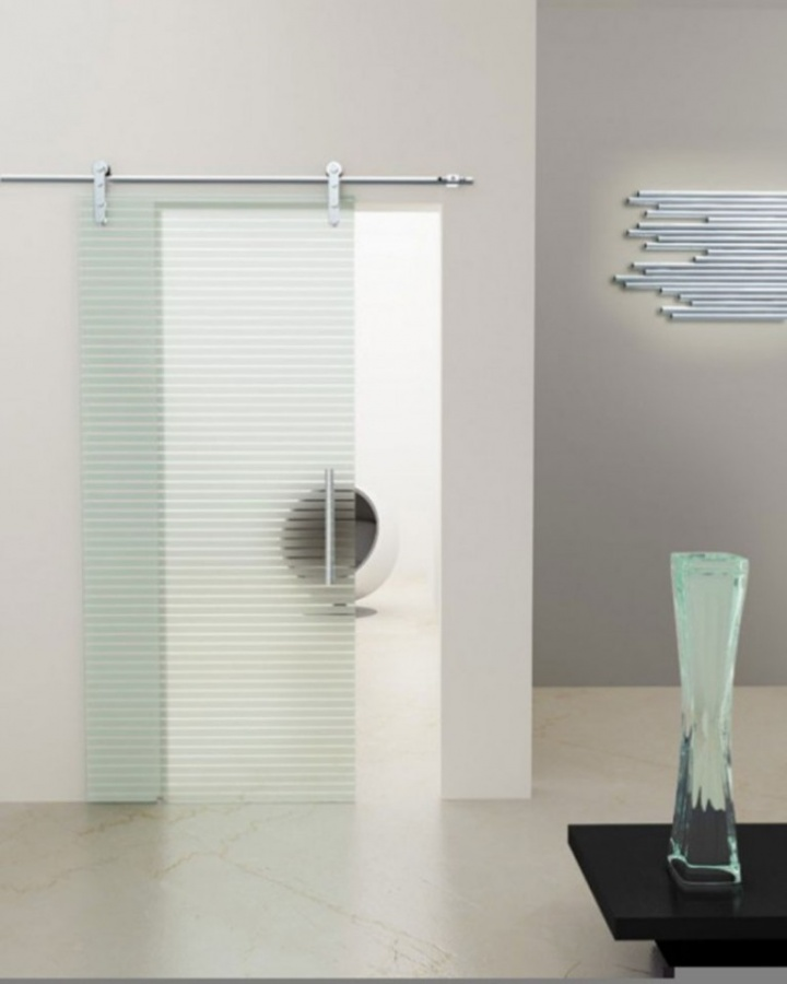 frosted-sliding-glass-doors-700x874 Remodel Your Rooms Using These 73 Awesome Interior Doors