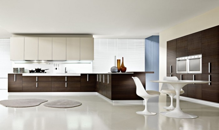 furniture-modern-feng-shui-kitchen-interior 45 Elegant Cabinets For Remodeling Your Kitchen