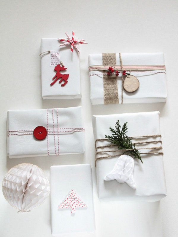 gift-wrapping-ideas 35 Creative and Simple Gift Wrapping Ideas