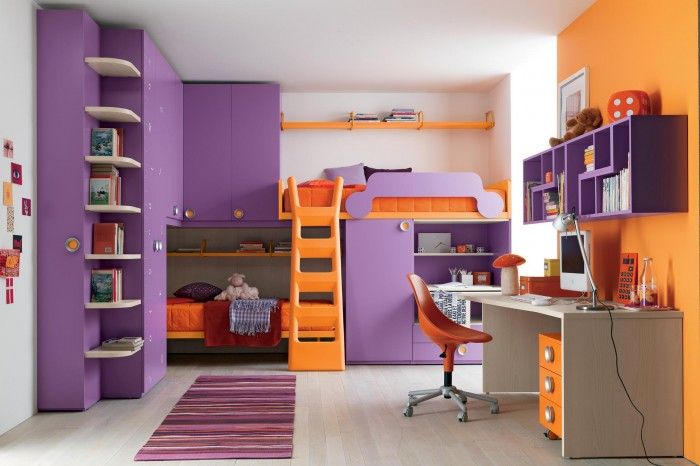girls_bunk_beds Make Your Children's Bedroom Larger Using Bunk Beds