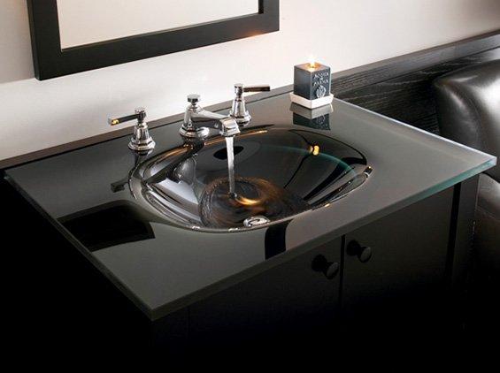 glass-bathroom-sinks 17 Modern Designs Of Bathroom Sinks