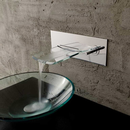 glass-bowl 17 Modern Designs Of Bathroom Sinks