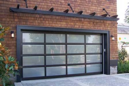 glass-garage-doors Modern Ideas And Designs For Garage Doors