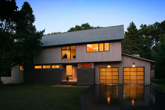 glass-garage-doors1 Modern Ideas And Designs For Garage Doors
