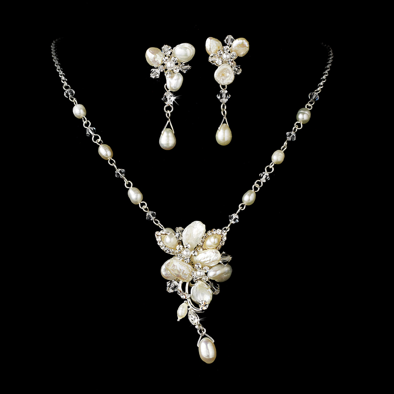 gold_freshwater_pearl_bridal_jewelry_set_3_wf8262 An Elegant Collection Of Wedding Jewelry Sets
