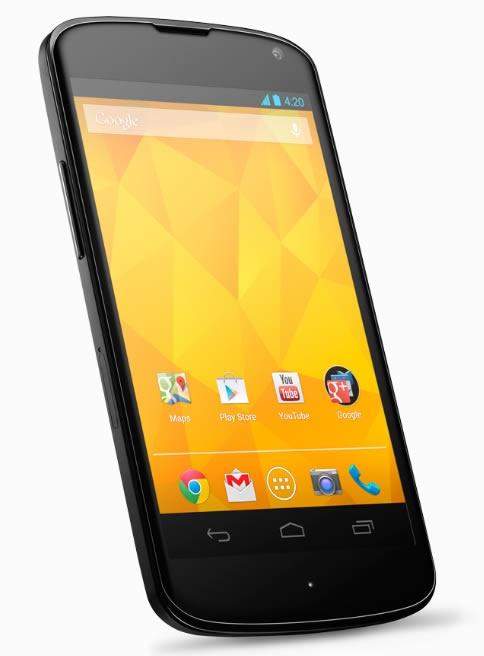 google-nexus-4-price-cut-ahead-of-nexus-5-launch Google Offers Nexus 4 at an Incredible Price