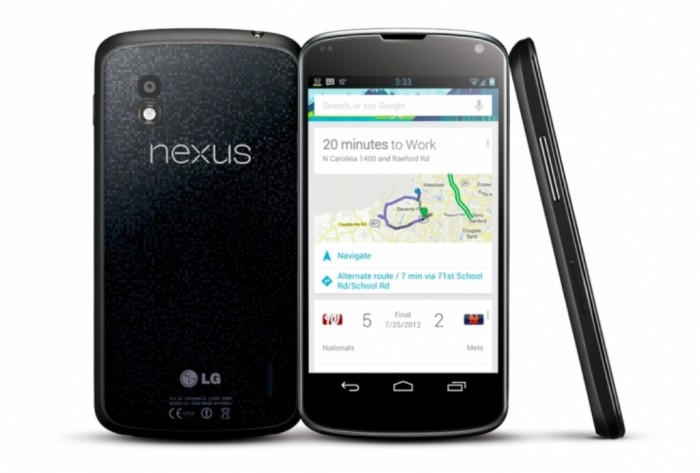 google-nexus-4-price-drop Google Offers Nexus 4 at an Incredible Price