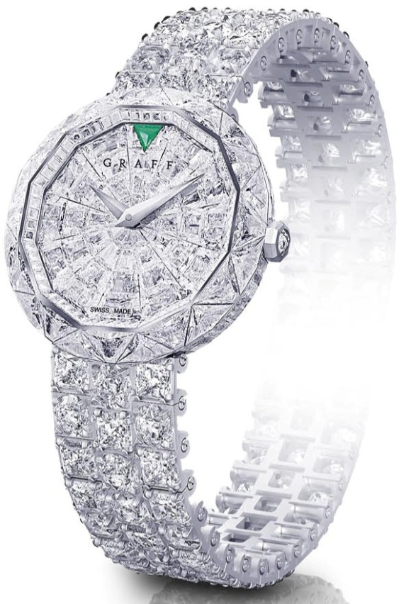 graff-superstar-ladies-watch 24 Most Luxury Watches For Women And How To Choose The Perfect One?!