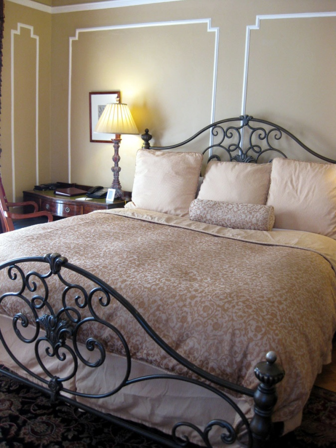 guest_room_bed Luxury Designs For Beds Made Of Metal