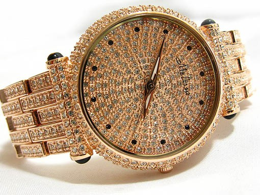 gullei.com-original-melissa-quartz-watch-made-with-swarovski-crystals-rose-gold-plating-f11022-glml00120-31 24 Most Luxury Watches For Women And How To Choose The Perfect One?!